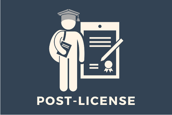 Advance Topics for New Agents - Post License Course (25 hours)