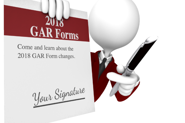 2018 GAR CONTRACTS & TRID