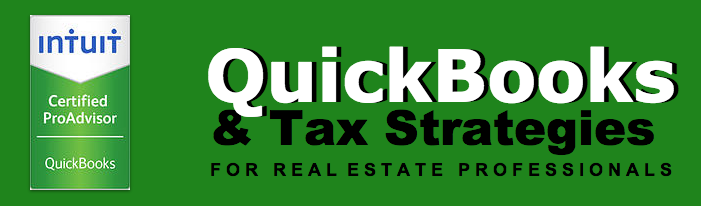 QuickBooks Intro For The Real Estate Professional
