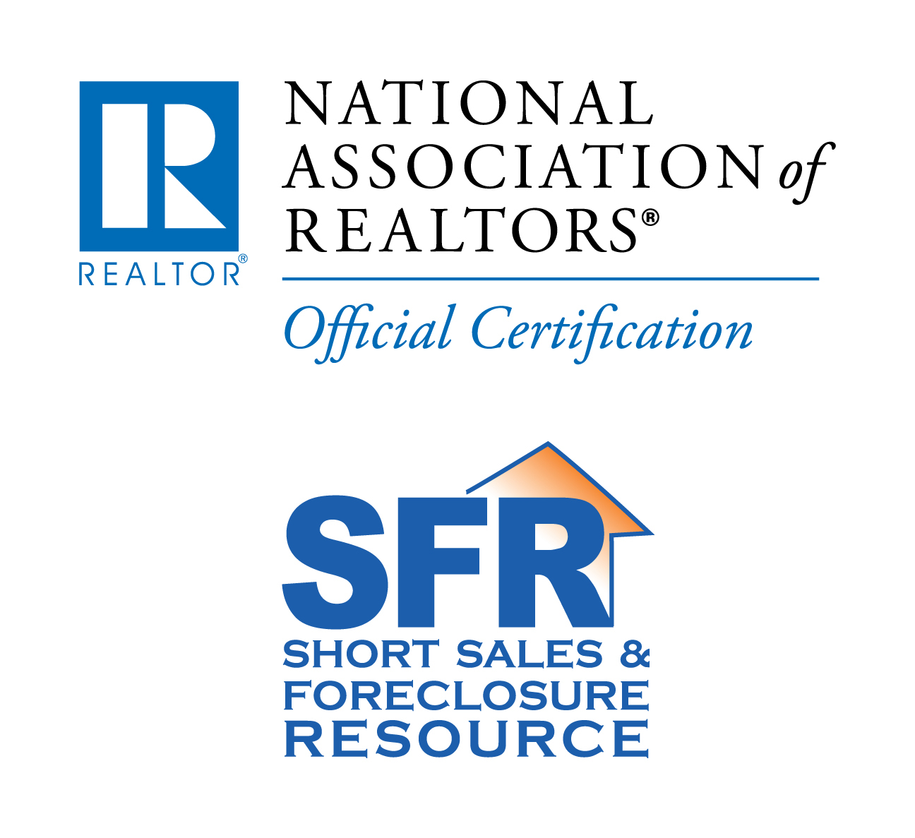 SFR® SHORT SALES & FORECLOSURE RESOURCE CERTIFICATION