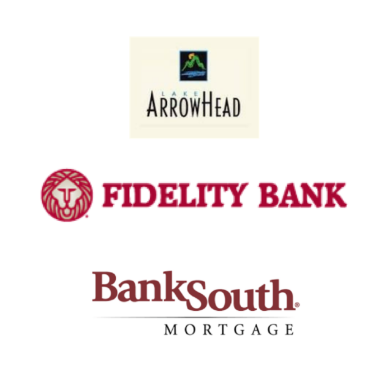 Lake Arrowhead, Bank South & Fidelity Mortgage