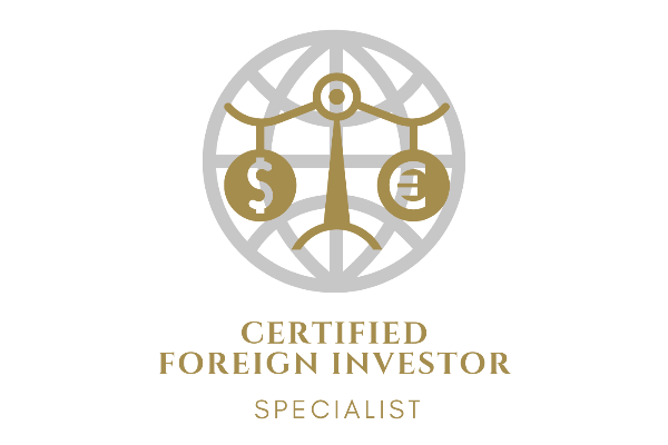 CFIS® Certified Foreign Investor Specialist