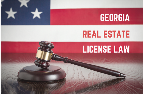 GEORGIA LICENSE LAW