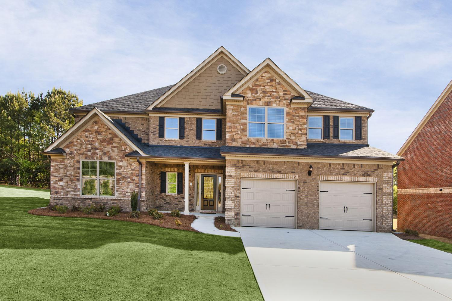 Oakleigh Pointe-Paran Homes