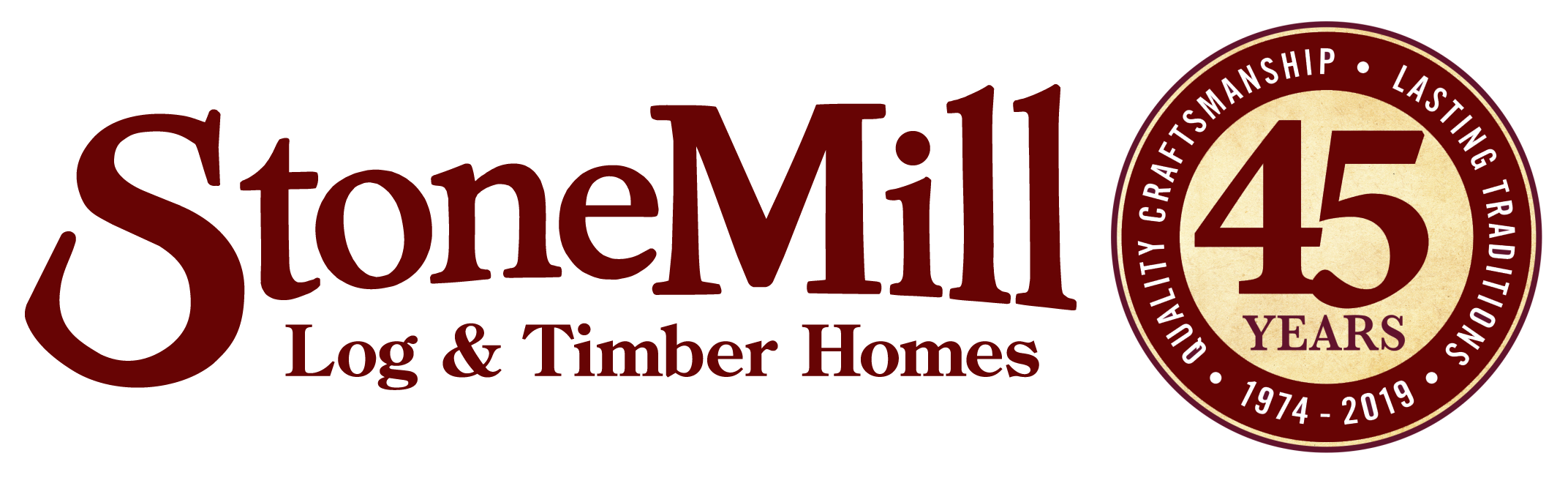 Stone Mill Log & Timber Homes
